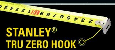 Stanley Tru Zero Hook
